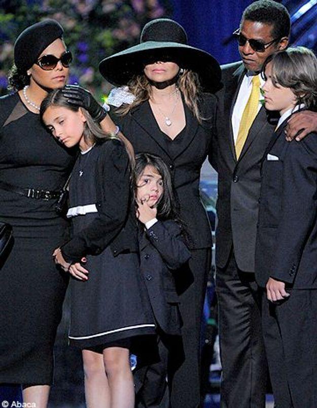 Michael Jackson : ses enfants ont assisté à sa mort