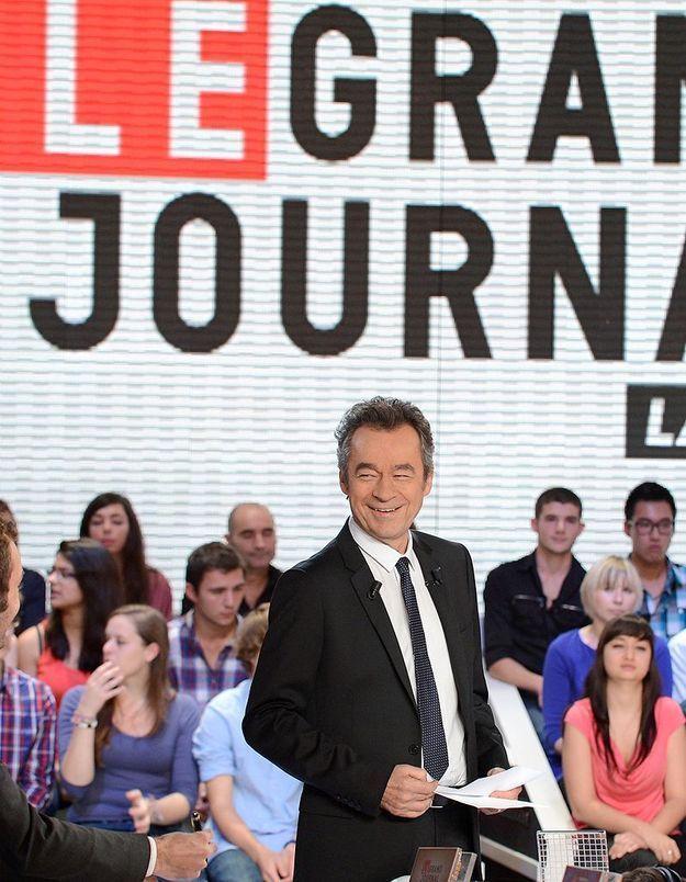 Michel Denisot explique pourquoi il quitte « Le Grand Journal »