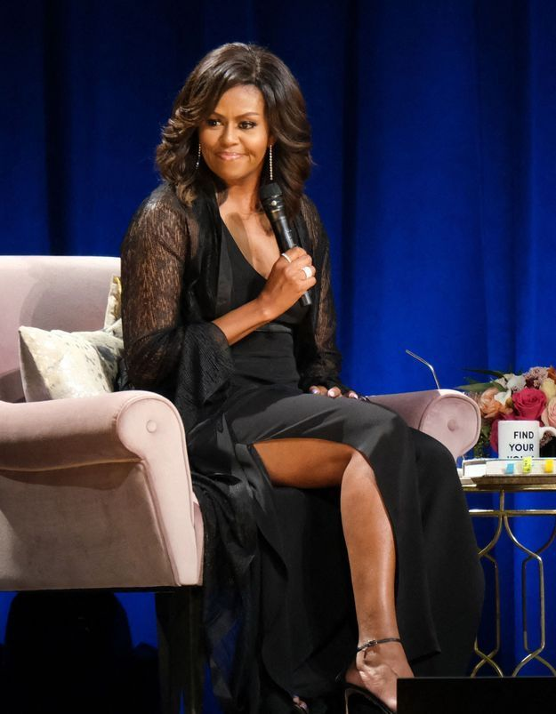 Michelle Obama lance son premier podcast
