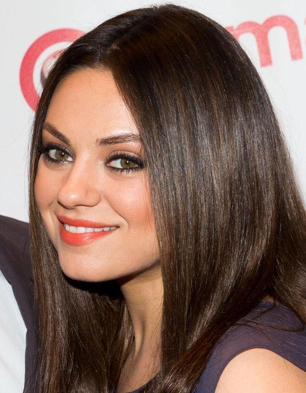 Mila Kunis va mettre sa carrière entre parenthèses pour son bébé