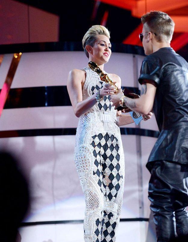 Miley Cyrus et Justin Bieber : et si c'était sérieux ?