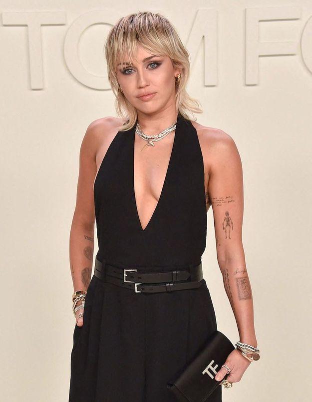 Miley Cyrus révèle qu'elle est sobre depuis 6 mois