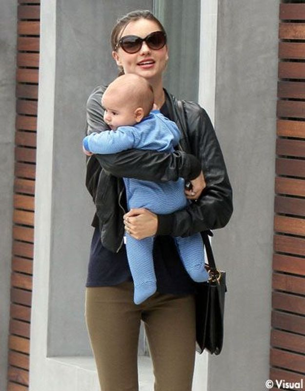 Miranda Kerr : « mon accouchement a duré 27 heures ! »