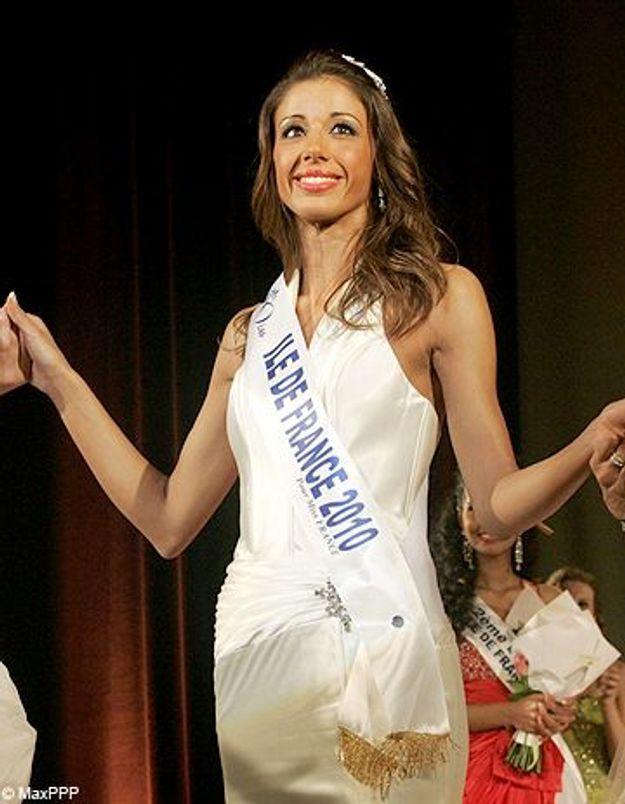 Miss Ile-de-France abandonne le concours Miss France