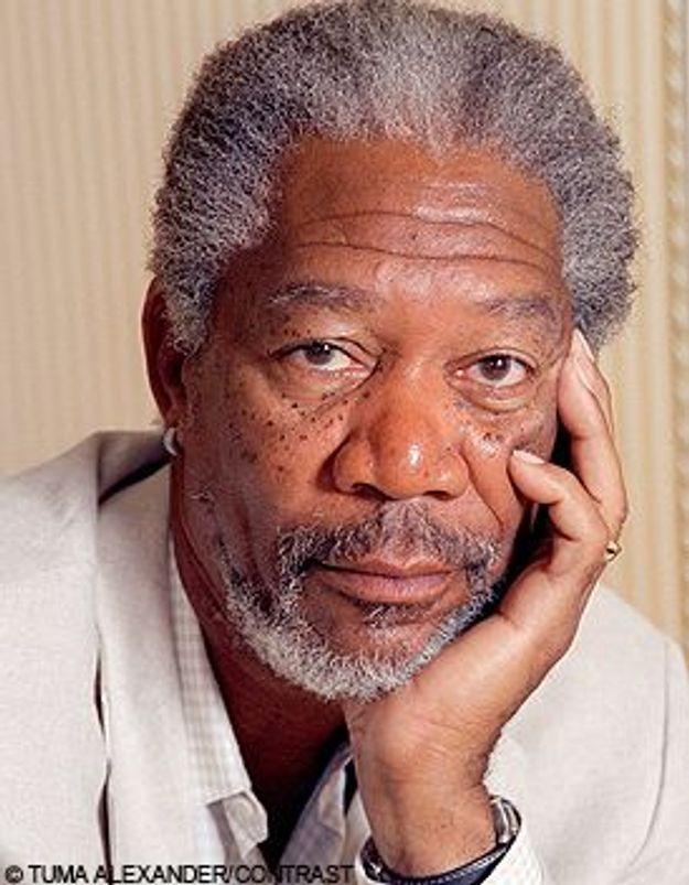 Morgan Freeman divorce