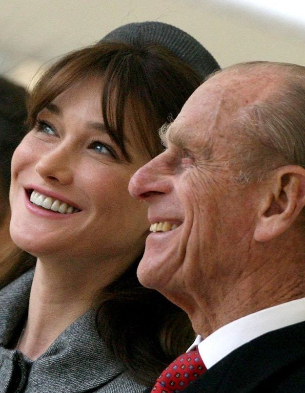 Mort du prince Philip : Carla Bruni lui rend hommage sur Instagram