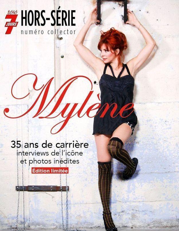 Mylène Farmer fête son anniversaire de la plus belle des façons