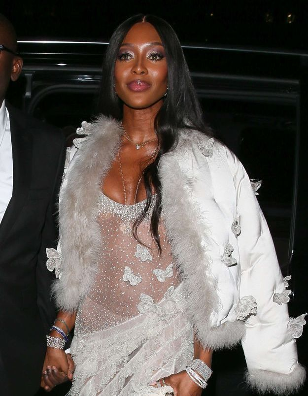 "Naomi Campbell trouverait Liam Payne, ex-One Direction, trop ""collant"""
