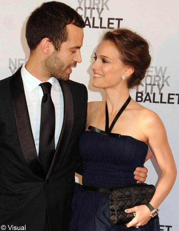 Natalie Portman et Benjamin Millepied se sont dit « oui »