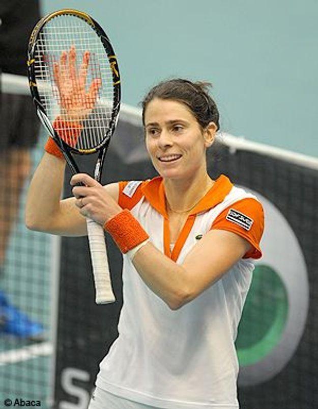 Nathalie Dechy arrête le tennis pour devenir maman