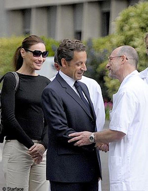 Nicolas Sarkozy En Vacances Plus Tot Que Prevu Elle