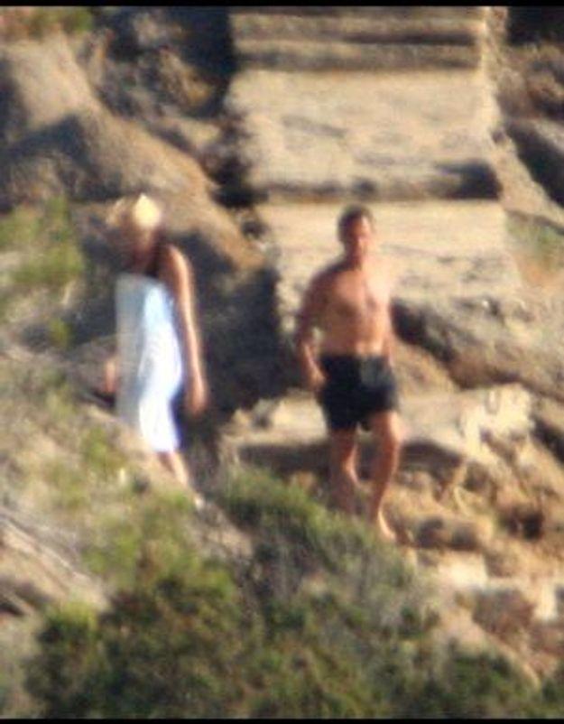 Nicolas Sarkozy et Carla Bruni : les vacances peuvent commencer !