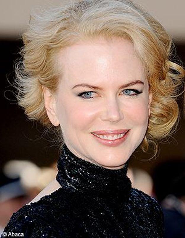 Nicole Kidman accro aux bulles sans alcool !