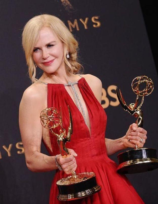 Nicole Kidman aux Emmy : en oubliant ses deux enfants adoptifs, elle choque