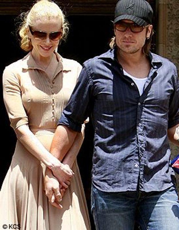 Nicole Kidman est enceinte !