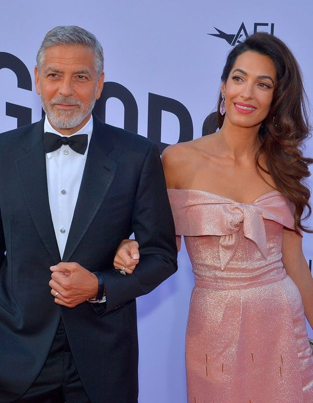 Non, George Clooney n'est pas en plein divorce