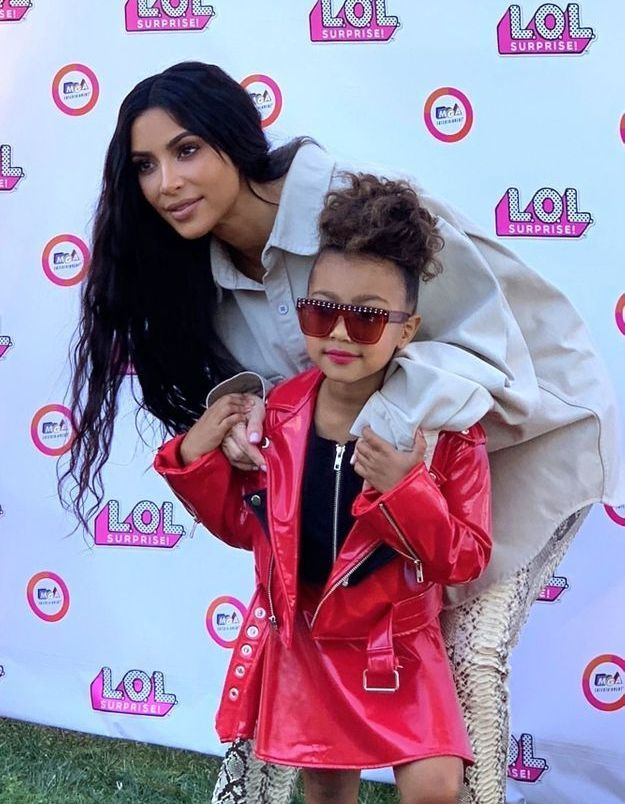 Avec son look très Michael Jackson, North West était la star du podium