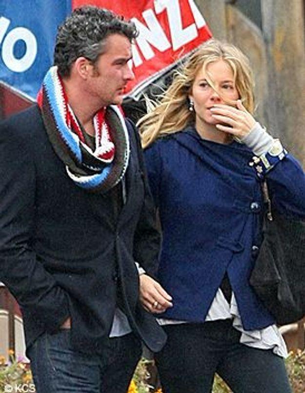 Nouvelle rupture entre Sienna Miller et Balthazar Getty