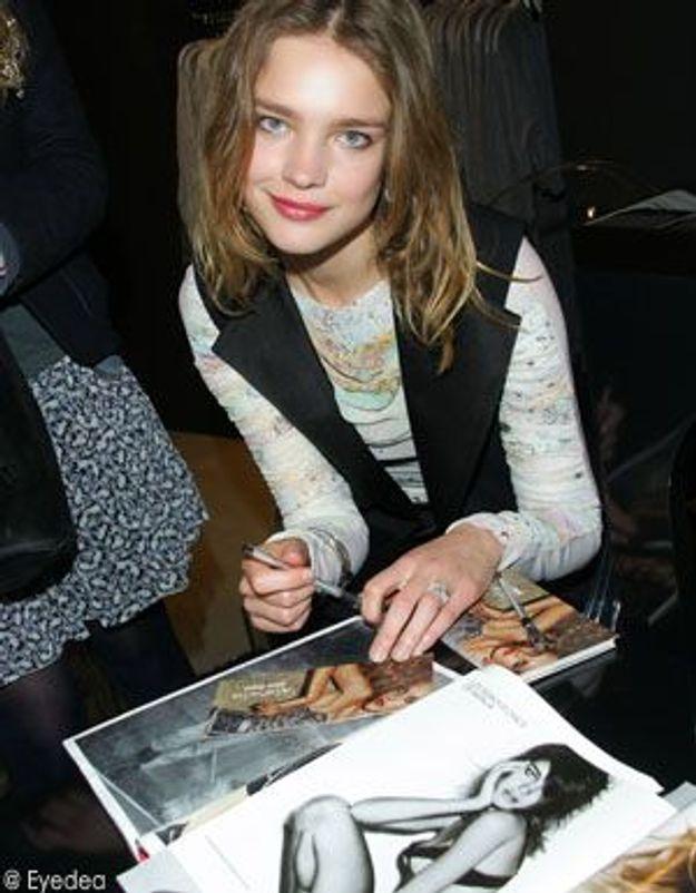 On a rencontré Natalia Vodianova à Etam