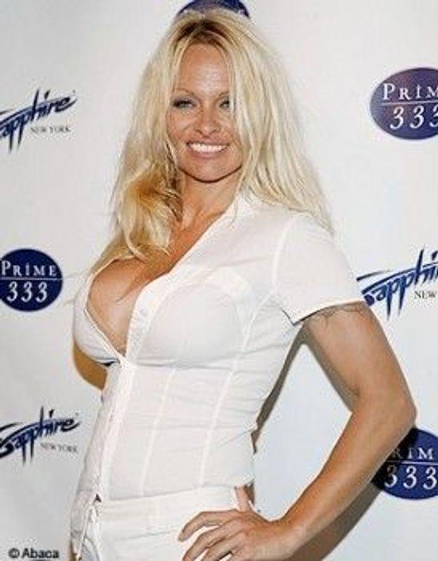 Pamela Anderson croule sous les dettes