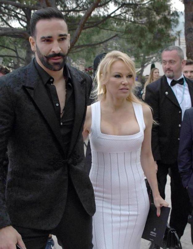Pamela Anderson et Adil Rami : de nouvelles révélations chocs sur leur couple