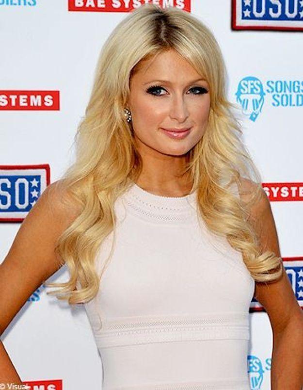 Paris Hilton : 35 millions de dollars pour des faux cheveux