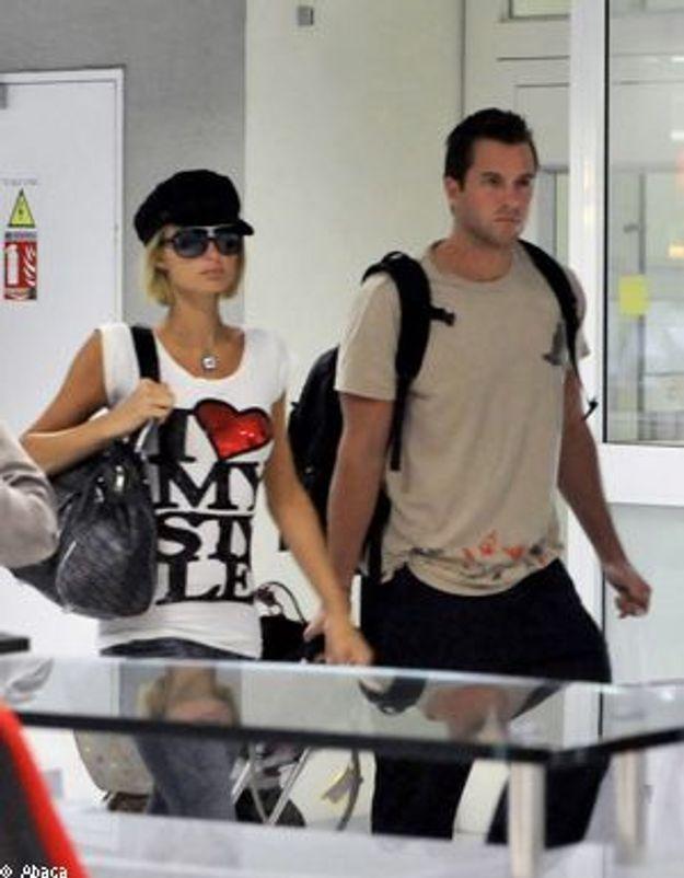 Paris Hilton est enfin arrivée à Cannes !