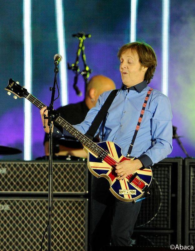 Paul McCartney ouvrira les JO de Londres
