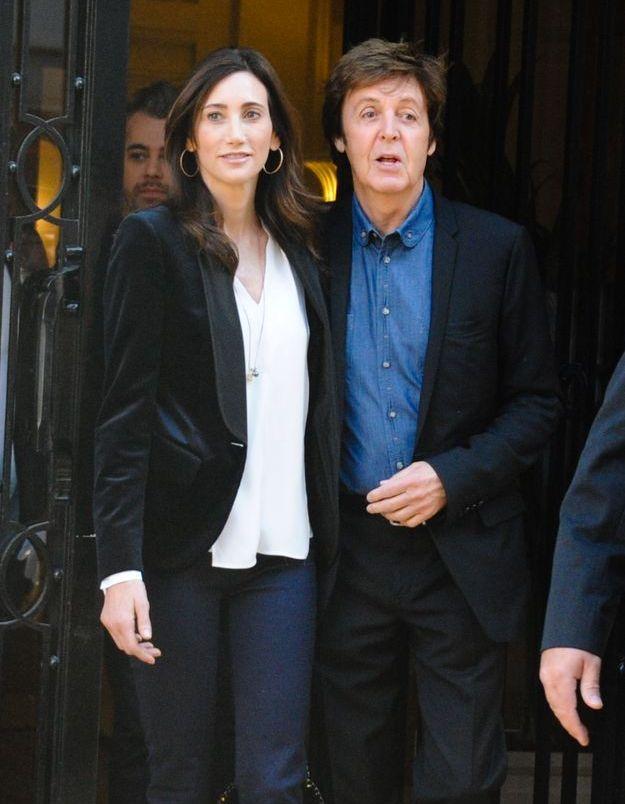 Paul McCartney se marie pour la troisième fois