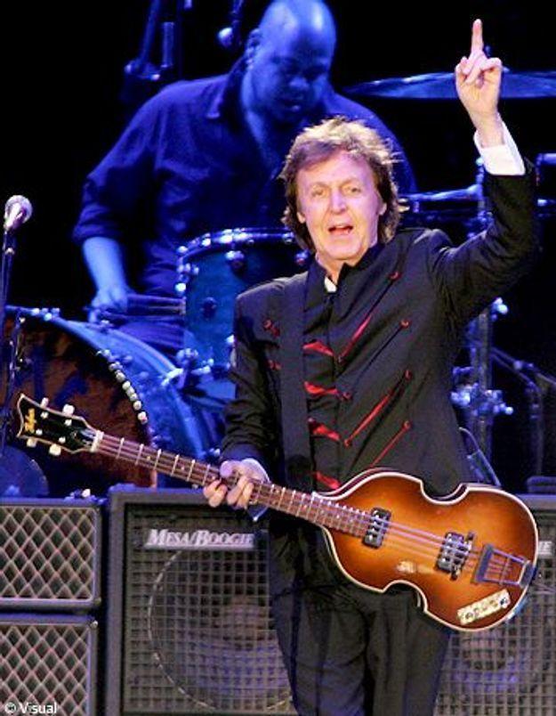 Paul McCartney: un ex-Beatles aux noces de Kate et William?