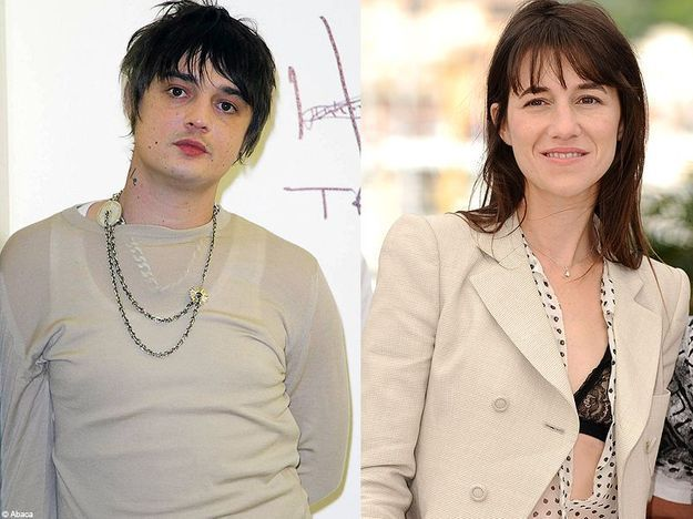 Charlotte Gainsbourg Pete Doherty
