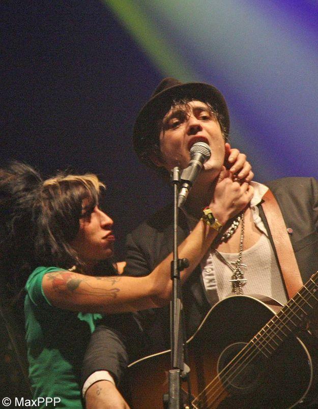 Pete Doherty révèle sa liaison avec Amy Winehouse