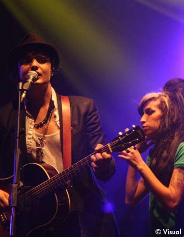 Pete Doherty se remet difficilement de la mort d'Amy Winehouse