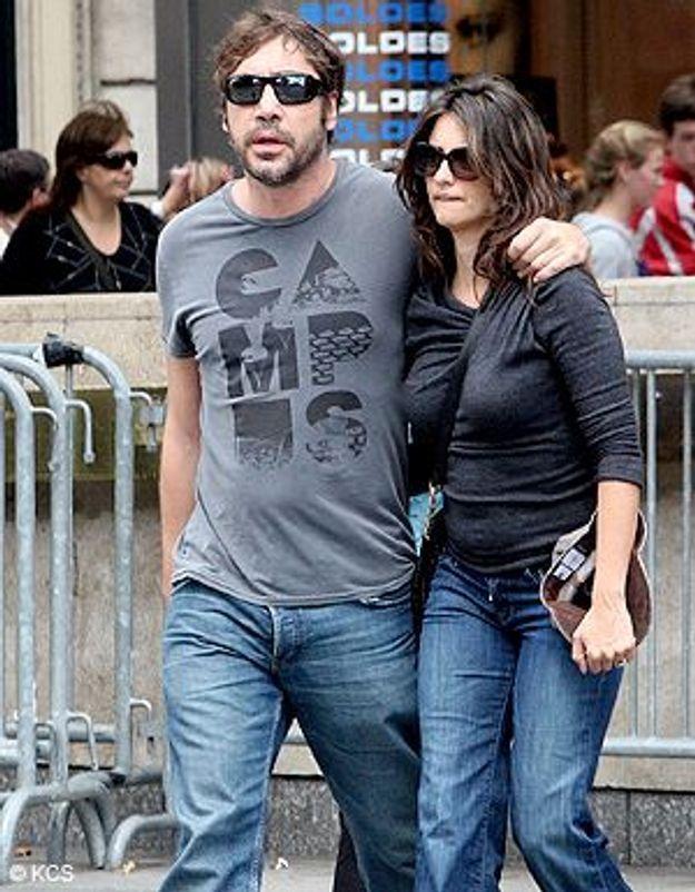 Photo :  Penelope Cruz, enceinte ?