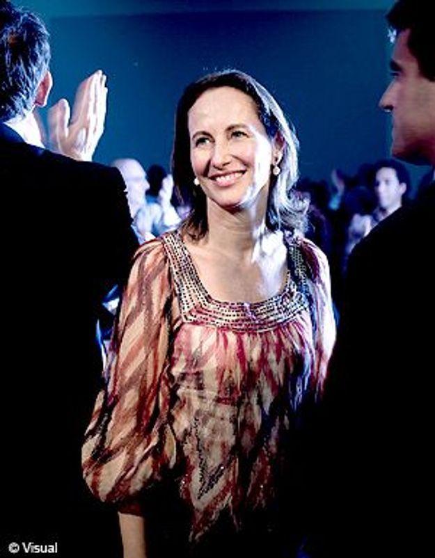 Photo : Ségolène Royal s'affiche encore avec son compagnon
