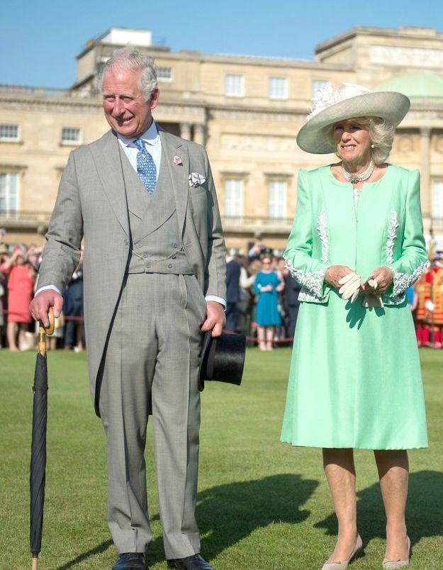 Le prince Charles et Camilla Parker Bowles, toujours très amoureux