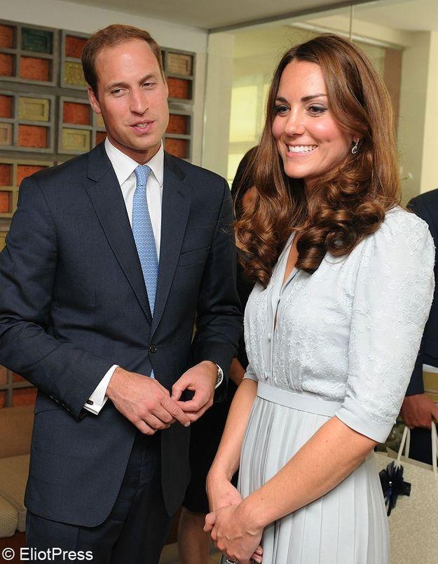 Photos topless : Kate et William portent aussi plainte au pénal