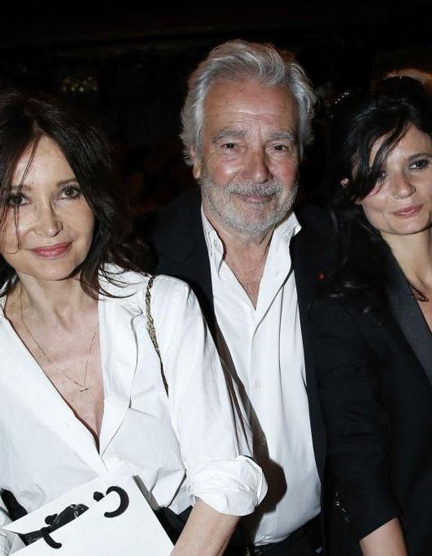 Pierre Arditi et Evelyne Bouix en couple : « Je lui ai expliqué que j'avais déjà trois enfants ! »