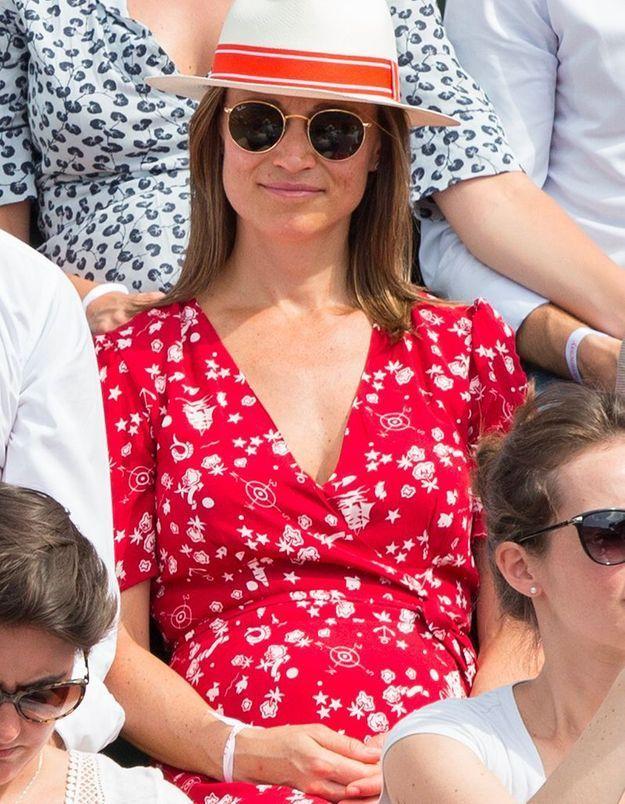 Pippa Middleton enceinte