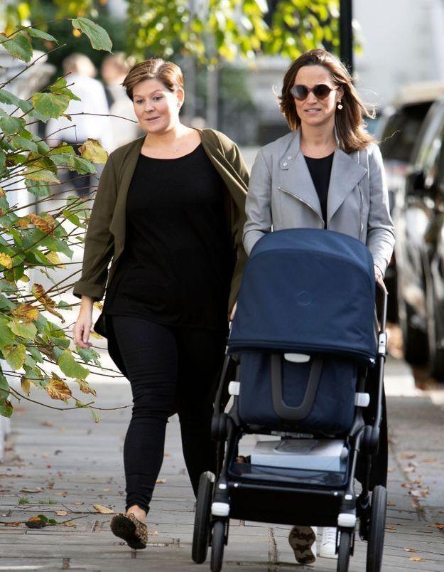 Pippa Middleton : enfin la première photo de son fils Arthur