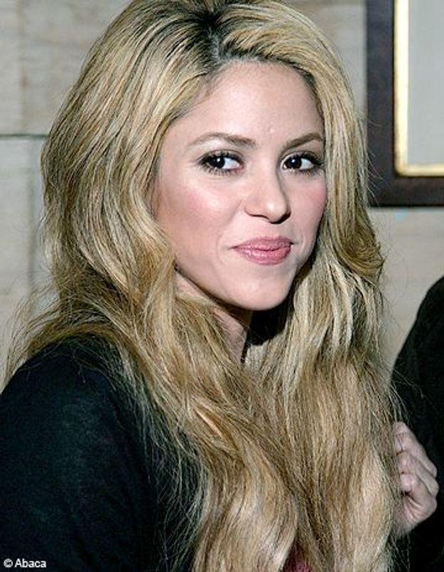 Pour Haïti, Shakira ne fait pas comme les autres stars