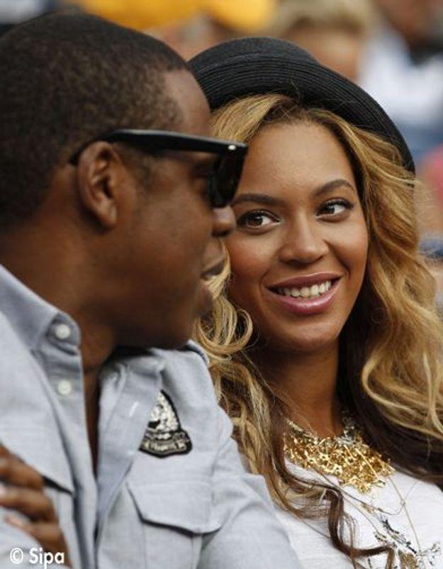 Pourquoi Beyonce et Jay-Z ont appelé leur fille Blue Ivy