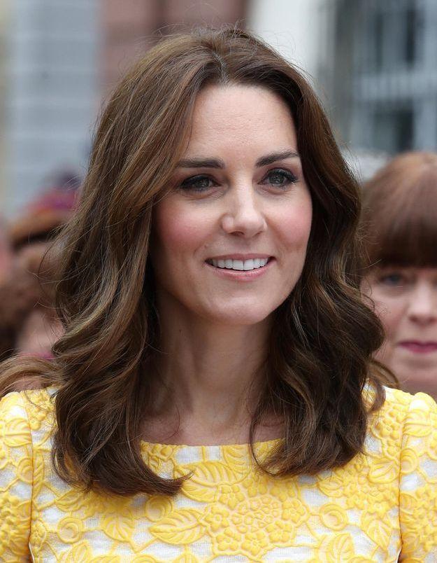 Pourquoi Kate Middleton n'était pas à la garden party du Prince Charles ?