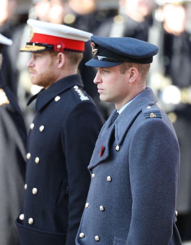 Pourquoi le prince William et le prince Harry sont fâchés depuis la naissance d'Archie