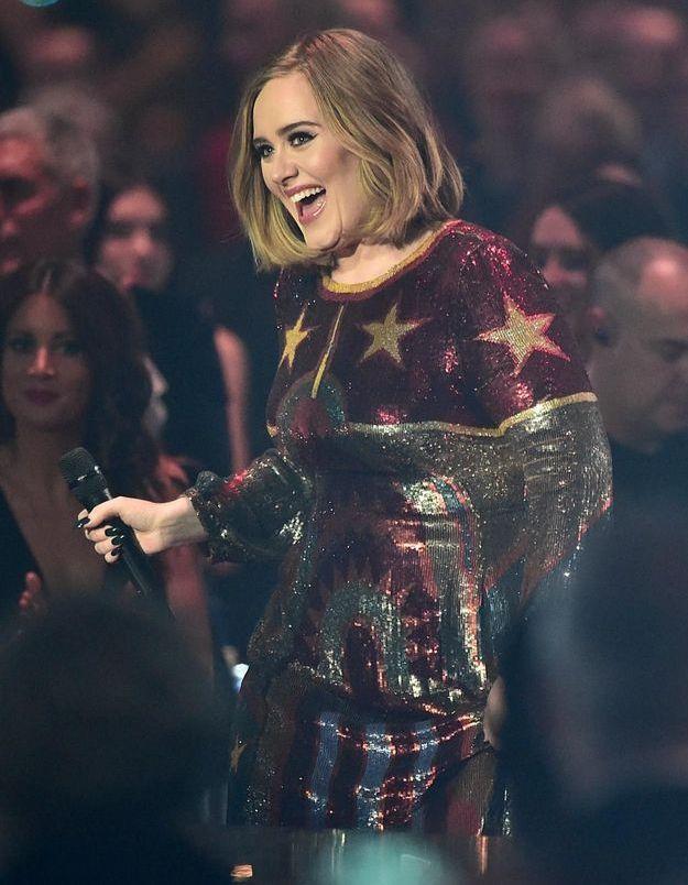 #Prêt-à-liker : regardez Adele twerker en plein concert !