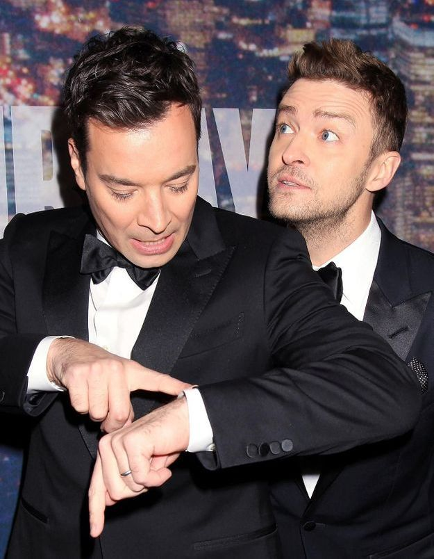 #PrêtàLiker : Justin Timberlake et Jimmy Fallon refont la choré de « Single Ladies »