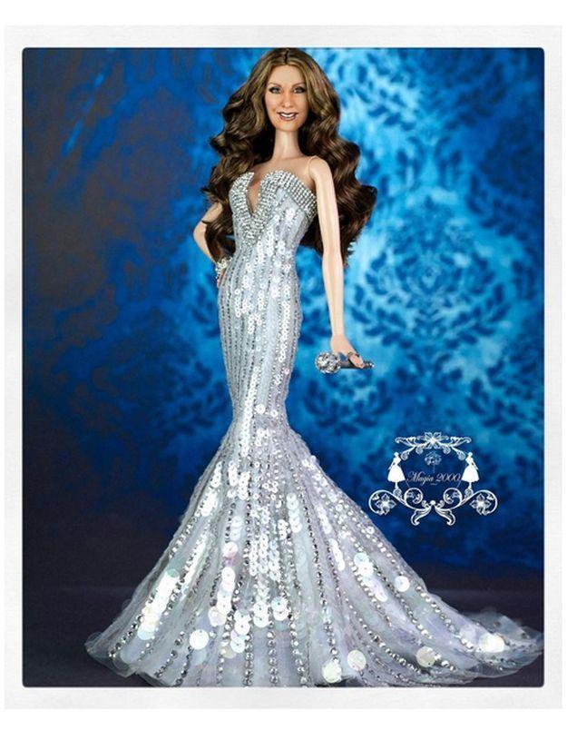 #PrêtàLiker : la poupée ratée à l'effigie de Céline Dion