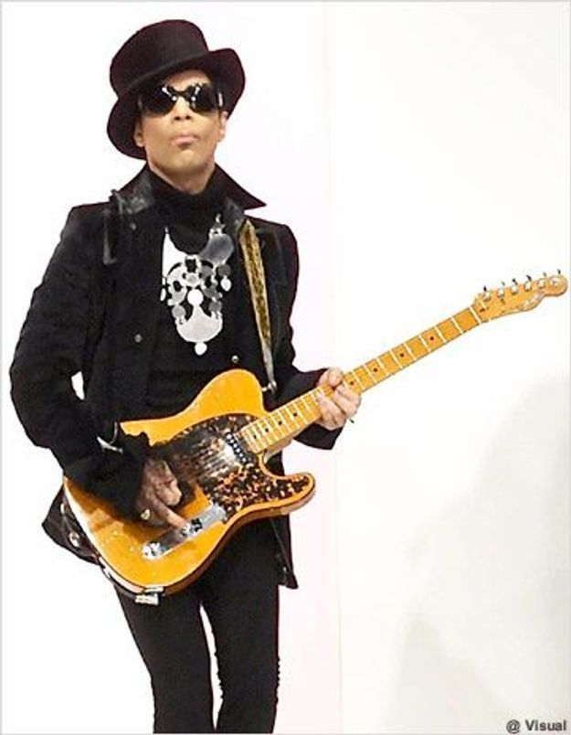 Prince attaquerait Canal+ en justice
