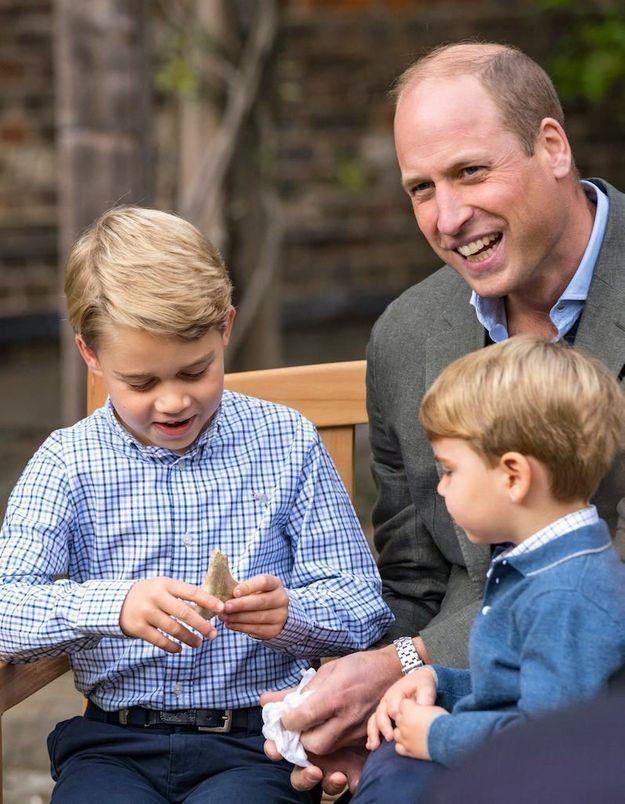 Prince George : cette cause qui le touche au plus haut point