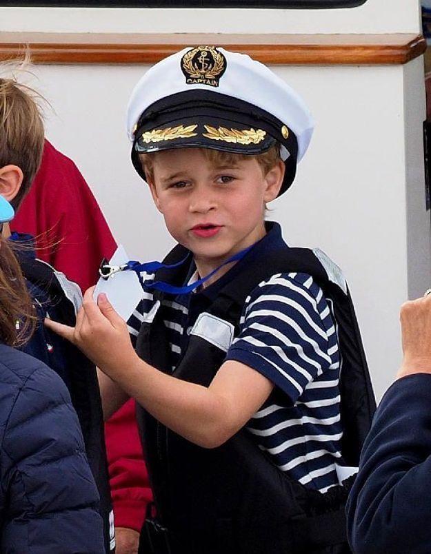 Prince George : l'incroyable défi qu'il a relevé haut la main !